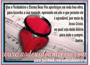 força para alcançar a perfeição - Igreja Ao Deus do Universo