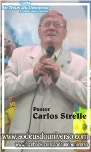 Pastor Carlos Strelle - site Igreja Ao Deus do Universo