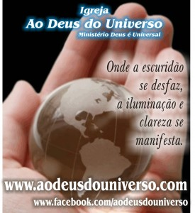 globo cristal nas maos - site Igreja Ao Deus do Universo