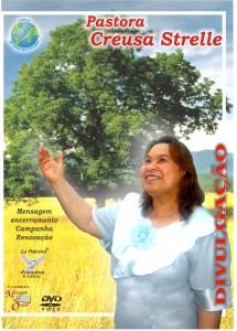 FRENTE CAPA dvd CREUSA STRELLE