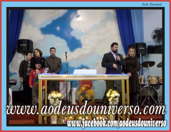 Igreja Ao Deus do Universo
