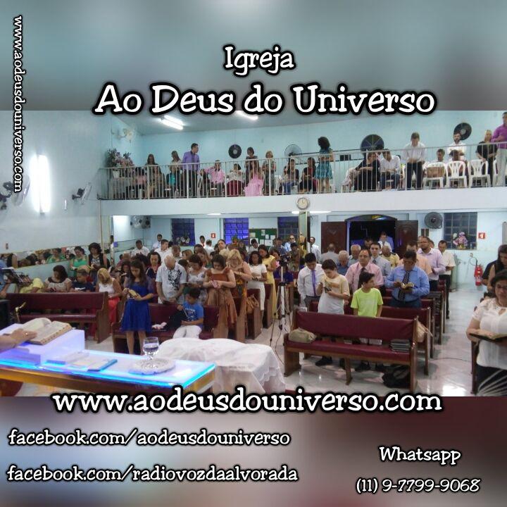 01- Igreja Ao Deus do Universo
