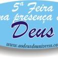 Que a Paz do nosso Senhor Jesus Cristo esteja na sua vida. Meu irmão e minha irmã, não deixe que se passe os dias sem que ofereças a […]