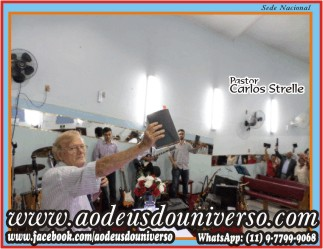 Pastor Carlos Strelle