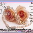 """Que a Paz do Nosso Senhor Jesus Cristo esteja em vós em mais este dia.  FELIZ DIA DAS MÃES, """" Mãe, se hoje sabemos o que é […]"""