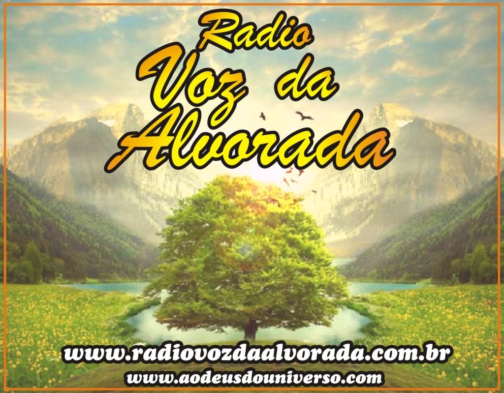 Logo Radio Voz da Alvorada
