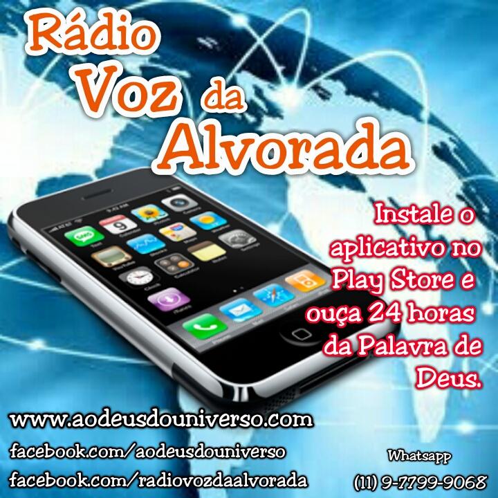 Radio Voz da Alvorada - Igreja Ao Deus do Universo