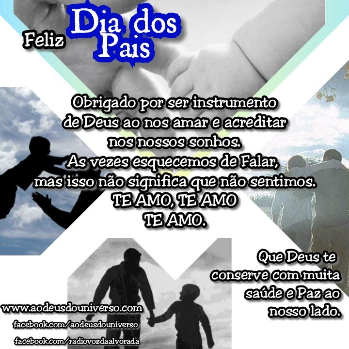 Dia dos Pais - Igreja Ao Deus doUniverso