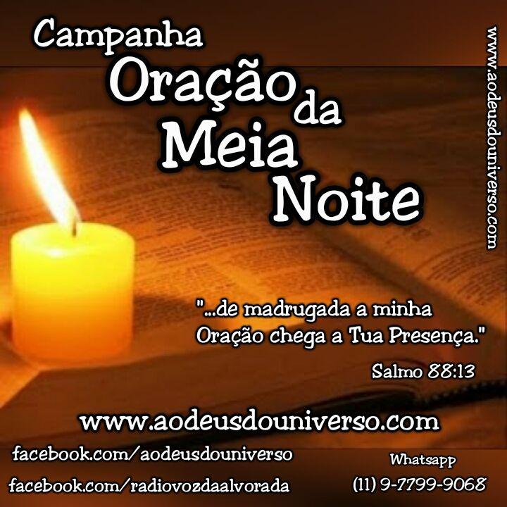 Campanha de Oração da Meia Noite