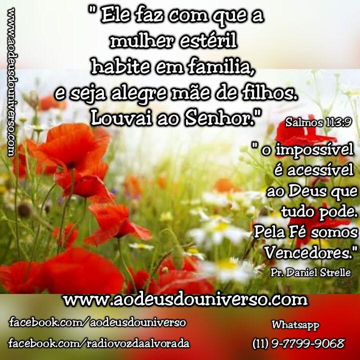 Habite em Familia - Igreja Ao Deus do Universo