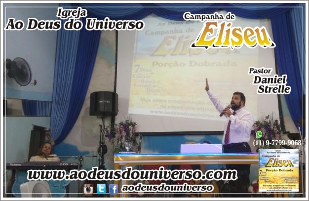 Fotos 03 Campanha Eliseu 2016 - Igreja Ao Deus do Universo