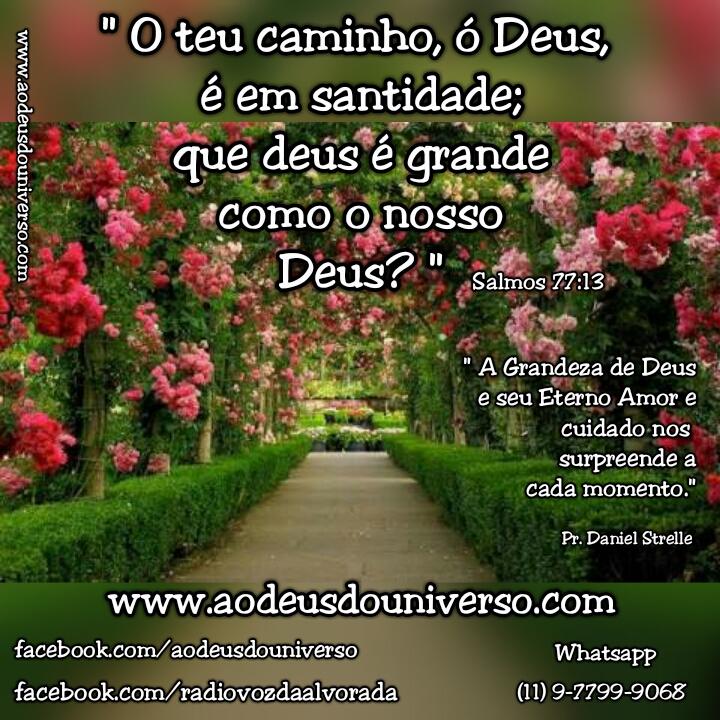 Teu Caminho o Deus - Igreja Ao Deus do Universo