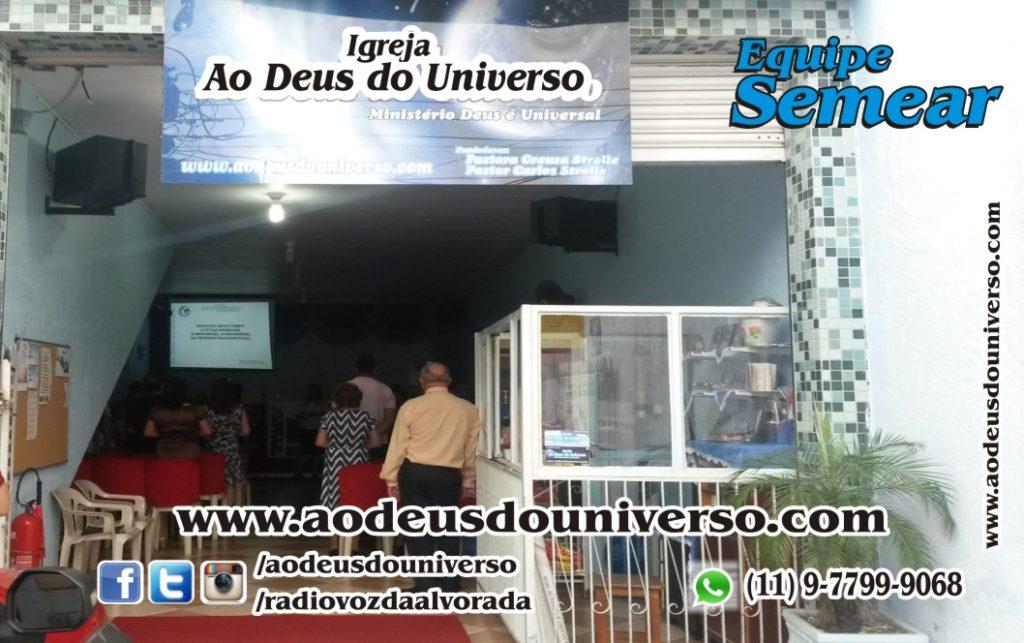 Louvorzao 04 2016 - Eq Semear - Igreja Ao Deus do Universo