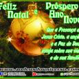 Amamos estar na Casa de Deus, pois neste Lugar Acontecem Coisas Maravilhosas.  A Paz do Senhor,  Mais um Natal se aproxima, e mais um Ano Novo se inicia, […]