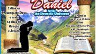 CAMPANHA DE DANIEL Que a Paz do Nosso Senhor Jesus esteja em sua vida. Amamos estar na Casa de Deus,pois neste Lugar sempre acontecemCoisas Maravilhosas.  A Partir d0 08/07/2018 […]